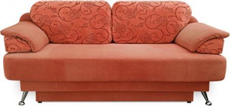 Прямой диван Муза вид спереди