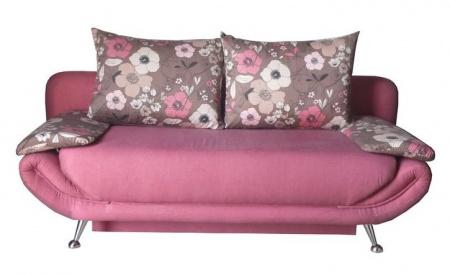 Прямой диван Мальва вид спереди