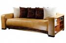 Прямой диван Трио-М вид справа