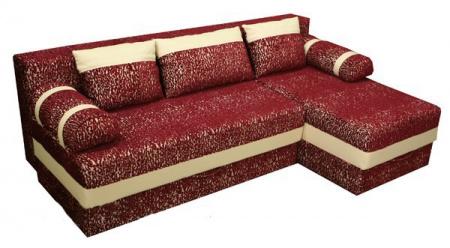 Угловой диван  Томас вид сбоку