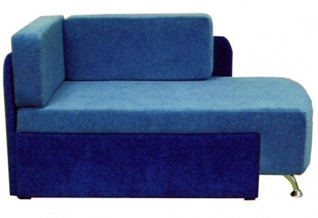 Прямой диван Крона вид спереди
