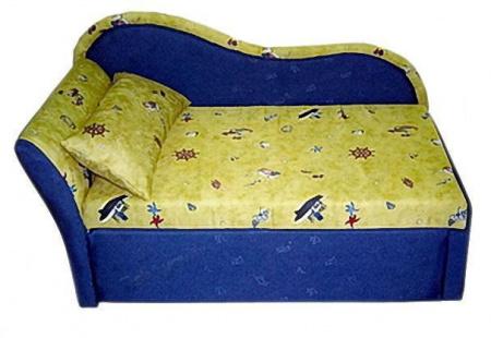 Прямой диван Антошка вид спереди