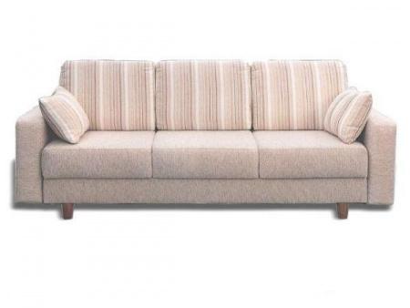 Прямой диван Сарагоса вид спереди