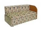 Прямой диван Малыш детский вид сбоку
