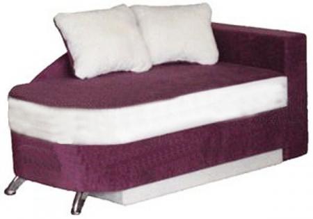 Прямой диван Бинго детский вид сбоку