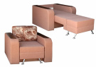 Кресло Серенада (Кресло + Пуф)