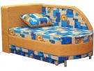 Прямой диван Юниор вид сбоку
