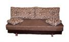 Прямой диван Мис вид спереди