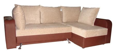 Угловой диван  Серенада 2 вид сбоку