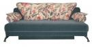 Прямой диван Неаполь вид спереди