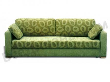 Прямой диван Альмагро вид спереди
