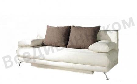 Прямой диван Каспер вид справа