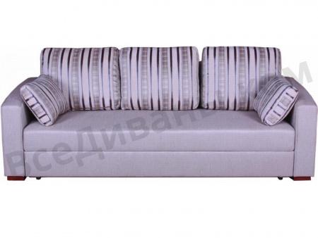 Прямой диван Анита вид спереди