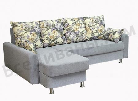Угловой диван  Ирина вид сбоку