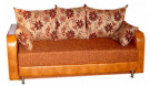 Прямой диван Буржуй вид спереди