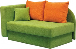 Прямой диван Валли