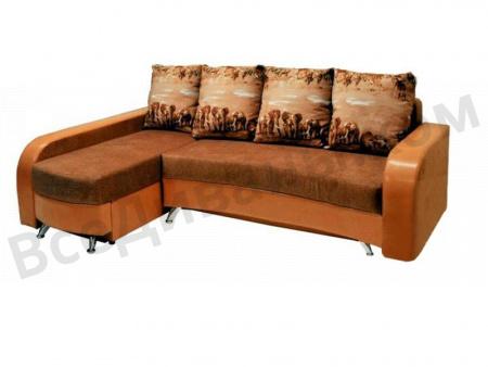 Угловой диван  Блюз-11