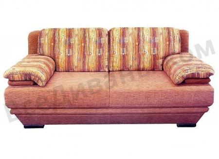 Прямой диван Дениа вид спереди