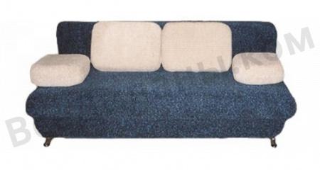 Прямой диван Ариша вид спереди