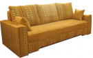 Прямой диван Сем вид слева