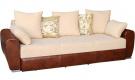 Прямой диван Анталия вид сбоку