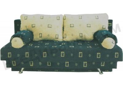 Прямой диван Ария вид спереди