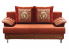 Прямой диван Монтилия 2 вид спереди