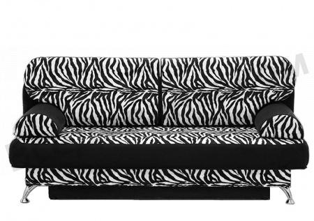 Прямой диван Мадонна вид спереди