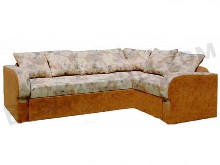 Угловой диван  Елена вид сбоку