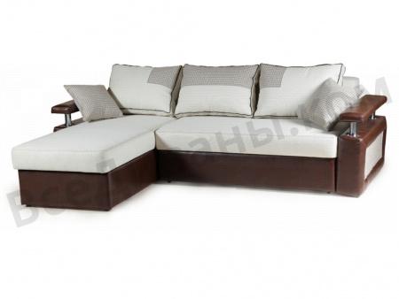 Угловой диван  Франко вид сбоку