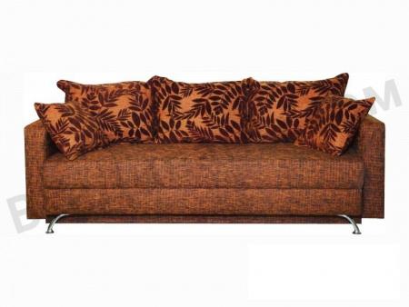 Прямой диван Конкорд вид спереди