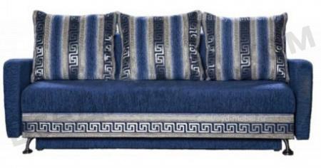 Прямой диван Прима вид спереди
