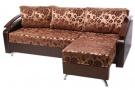 Прямой диван Трансформер-2 в разложенном виде