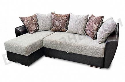 Угловой диван  Амстердам-2 вид сбоку