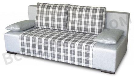 Прямой диван Плей вид сбоку