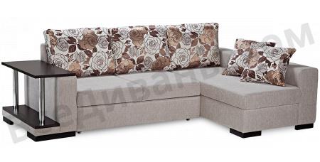 Угловой диван  Уютера-2 вид сбоку