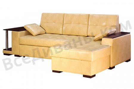 Угловой диван  Квант вид сбоку