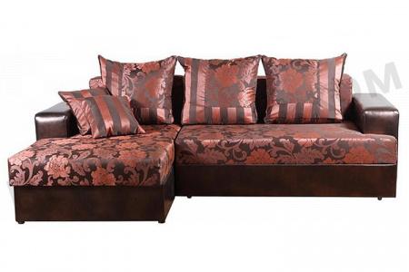 Угловой диван  Деметра вид с переди