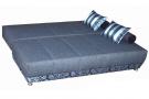 Прямой диван Босфор в разложенном виде