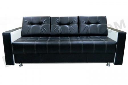 Прямой диван Атланта-А вид с переди