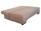 Прямой диван Вега в разложенном виде