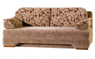 Прямой диван Вега вид с переди