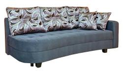 Прямой диван Меланж