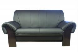 Прямой диван Офисный диван 8031 3-х местный