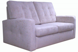 Прямой диван Офисный диван Томас 2-х местный