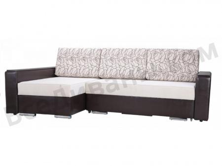 Угловой диван  Париж вид спереди