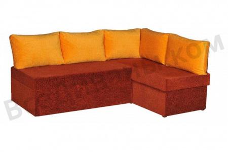 Угловой диван  Виола вид сбоку