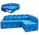 Угловой диван  Модерн с механизм дельфин