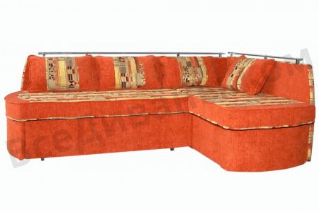 Угловой диван  Яна вид сбоку