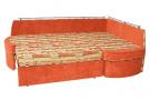 Угловой диван  Яна в разложенном виде
